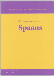Basisgrammatica Spaans T. van Delft, Paperback