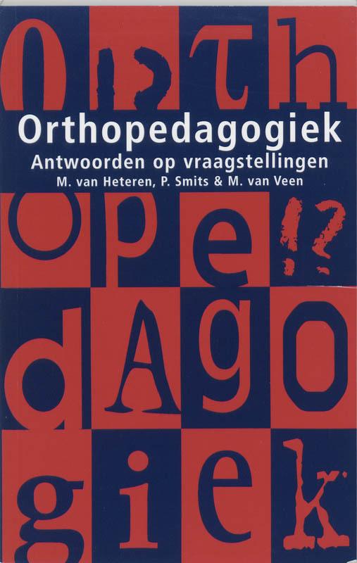 Orthopedagogiek antwoorden op vraagstellingen, Van Heteren, Margot, Paperback