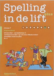 Spelling in de lift Plus Niveau 7 Kopieerblok