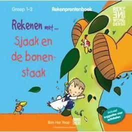Rekenen met...Sjaak en de bonenstaak: Groep 1-2 Rekenprentenboeken, Ban Har Yeap, Paperback