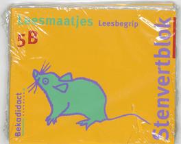 Stenvert Leesmaatjes 5 ex: 5B Groep 5 Begrijpend lezen: Werkboek Stenvert-leesserie, Hokke, Henk, Paperback