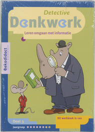 Detective Denkwerk set 5 ex: 3 leren omgaan met informatie, E. HeyneHeyne, Paperback