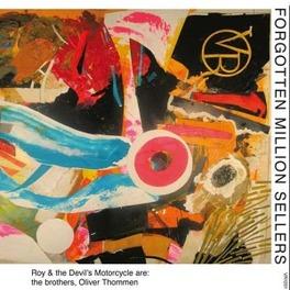 FORGOTTEN.. -LP+CD- .. MILLION SELLERS//1997 ALBUM REISSUE ROY & THE DEVIL'S MOTORCYCLE, Vinyl LP
