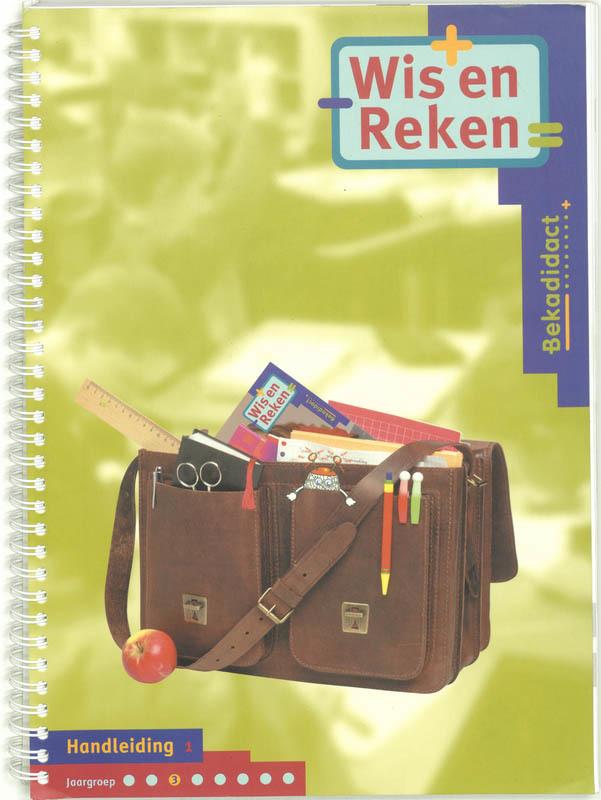 Wis en reken europroof 1 Groep 3 Handleiding Paperback