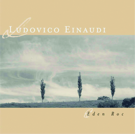 EDEN ROC LUDOVICO EINAUDI, CD