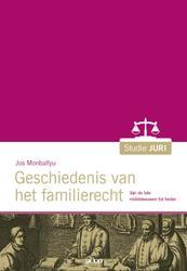 De geschiedenis van het familierecht