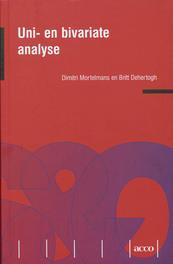 Uni- en bivariate analyse Stap In Statistiek en Onderzoek, Mortelmans, Dimitri, Paperback