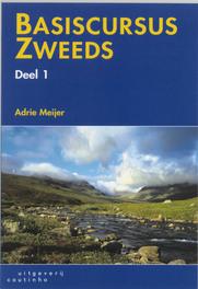 Basiscursus Zweeds: 1: Leerlingenboek Meijer, Adrie, Paperback