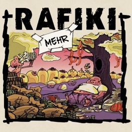 MEHR A BRILLIANT MIX OF SKA PUNK AND ROCK RAFIKI, CD