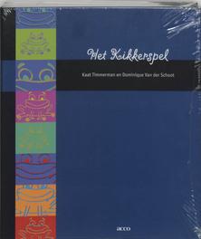 Het Kikkerspel bevat: handleiding ; spelboekje, Timmerman, Kaat, Van der Schoot, Dominique, Losbladig