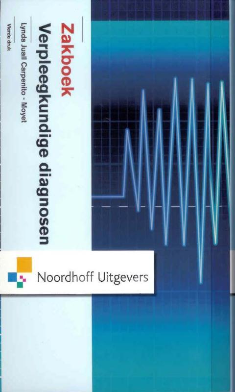 Zakboek verpleegkundige diagnosen Carpenito-Moyet, Lynda Juall, Hardcover