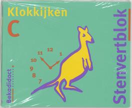 Stenvert C Groep 4/5 5 ex Klokblok Paperback