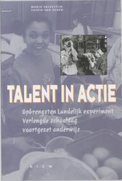 Talent in actie OENEN, S. VAN, Paperback
