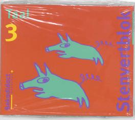 Taal set 5 ex: 3: Taalblok Stenvertblok, P. Bemelen, Paperback