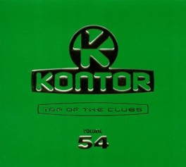 KONTOR 54 TOP OF THE CLUB V/A, CD
