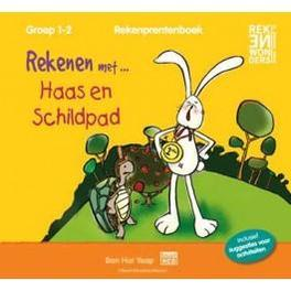 Rekenen met...haas en schildpad: groep 1-2 Rekenprentenboek, Ban Har Yeap, Hardcover