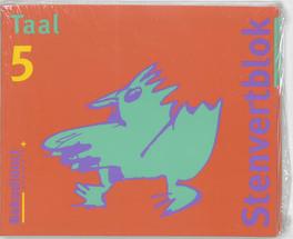 Taal set 5 ex: 5 groep 7: Taalblok P. Bemelen, Paperback
