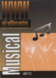Musical Wij willen weten, T. Vingerhoets, onb.uitv.