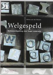Welgespeld werkwoordspelling voor het hoger onderwijs, W. van der Westen, Paperback
