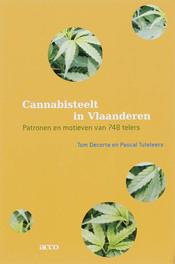 Cannabisteelt in Vlaanderen patronen en motieven van 748 telers, Decorte, Tom, onb.uitv.