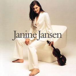 JANINE JANSEN DEBUT REC. OF THIS STUNNING VIOLIN VIRTUOSO Audio CD, JANINE JANSEN, CD
