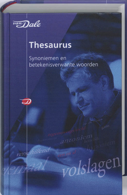 Van Dale Thesaurus synoniemen en betekenisverwante woorden, Hardcover