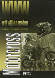 Motorcross Wij willen weten, W. Hermans, Paperback