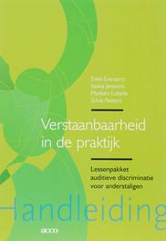 Verstaanbaarheid in de praktijk: Handleiding Handleiding, Lobelle, Marleen, onb.uitv.