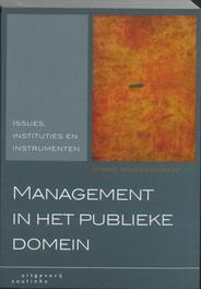 Management in het publieke domein issues, instituties en instrumenten, M. Noordegraaf, Paperback