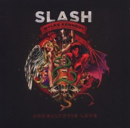 APOCALYPTIC LOVE W/ MYLES KENNEDY SLASH, CD