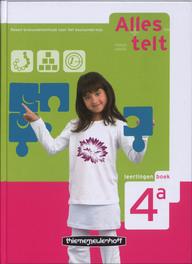 Alles telt-2e dr Leerlingenboek 4A leerlingenboek, *, Hardcover