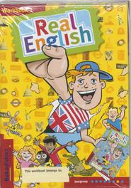 Real English set 5 ex: Groep 7: Werkboek 1 Niekel, J., Paperback
