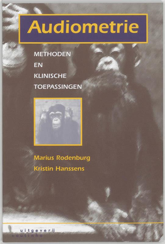 Audiometrie methoden en klinische toepassingen, M. Rodenburg, Paperback