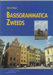 Basisgrammatica Zweeds Meijer, Adrie, Paperback