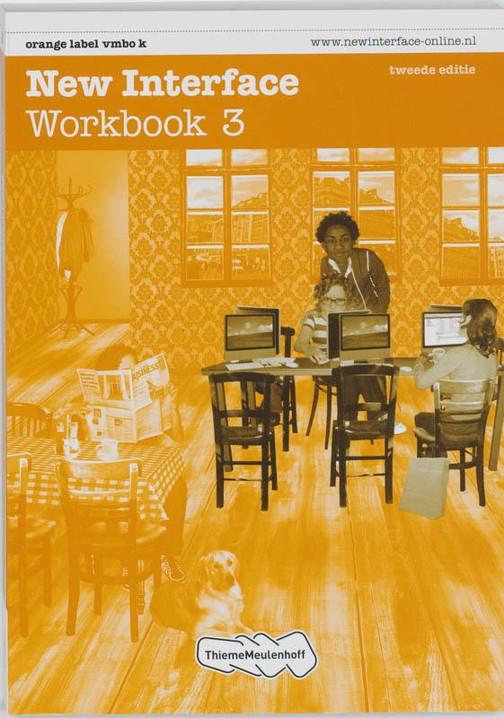 New interface: VMBO K: Orange label workbook Cornford, Annie, Paperback