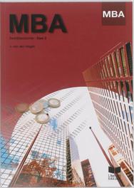 MBA: Bedrijfseconomie J. van den Hogen, Paperback