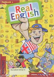 Real English set 5 ex: 1 Groep 7: Testbook