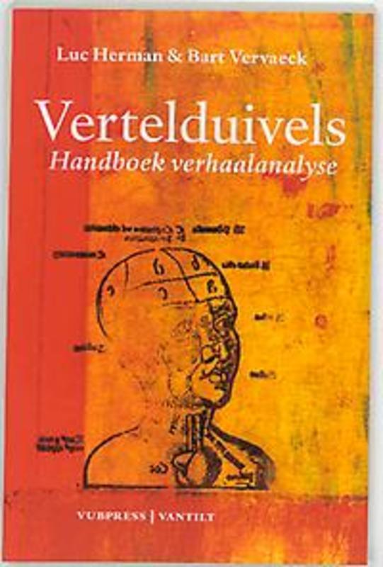 Vertelduivels handboek verhaalanalyse, Vervaeck, Bart, Paperback