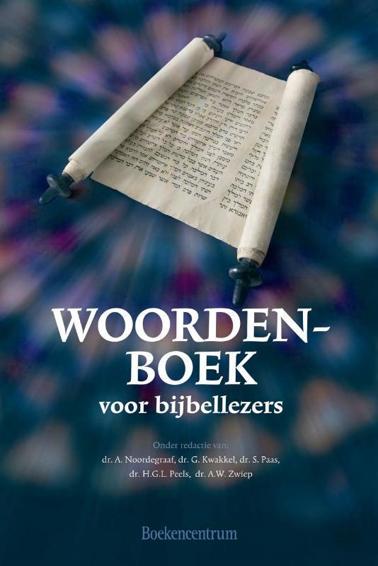 Woordenboek voor bijbellezers NOORDEGRAAF, A., Paperback