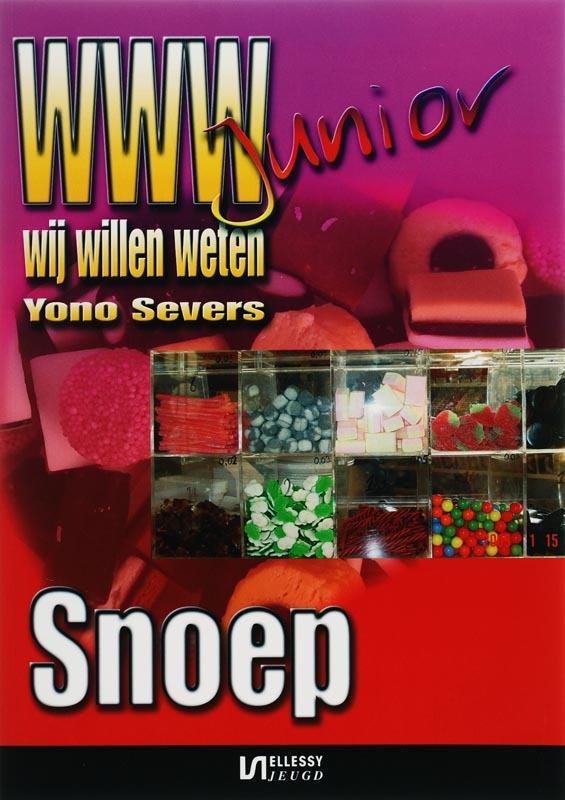 Snoep WWW-junior, Y. Severs, Paperback