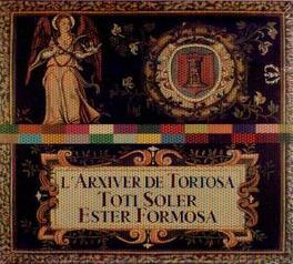 ARXIVER DE TORTOSA TOTI SOLER, CD