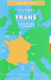 Taaltempo Frans training van vraag en antwoord, Van Tuin, Jan, Paperback