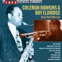 BEAN & LITTLE JAZAZ Audio CD, COLEMAN/ELDRIDGE HAWKINS, CD