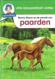 En de wereld van paarden Benny Blauw, Herbst, Nicola, Hardcover