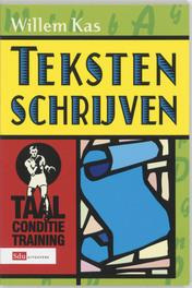 Taalconditietraining: teksten schrijven W. Kas, Paperback