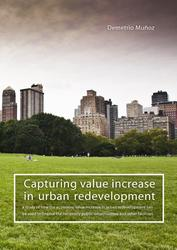 Capturing value increase in urban redevelopment