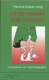 Uit de voeten met Italiaans cursusboek voor vakantiegangers, Pauline Kuiper-Jong, Paperback
