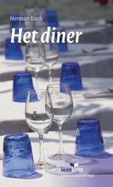 Het diner Leeslicht, Koch, Herman, Paperback