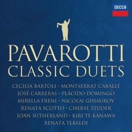 CLASSIC DUETS LUCIANO PAVAROTTI, CD