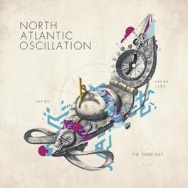 THIRD DAY 2014 STUDIO ALBUM NORTH ATLANTIC OSCILLATIO, CD